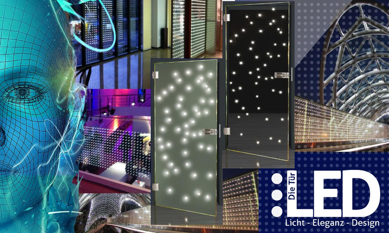 LED-Türen